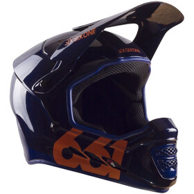 SixSixOne Reset Casque intégral, midnight copper